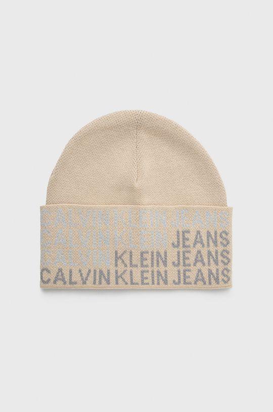 cielisty Calvin Klein Jeans - Czapka Damski