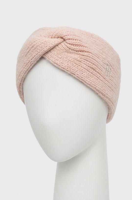 Tommy Hilfiger - Κορδέλα ροζ