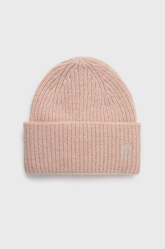 ροζ Tommy Hilfiger - Σκούφος Γυναικεία