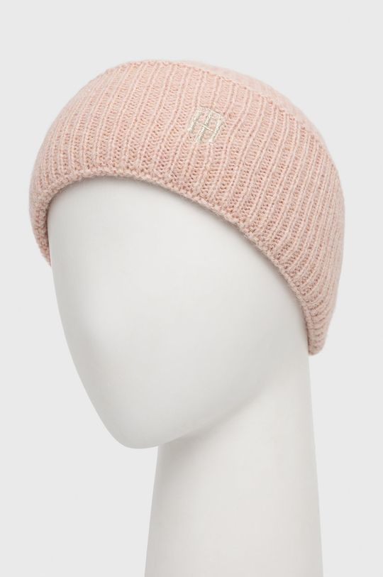 Tommy Hilfiger - Σκούφος ροζ