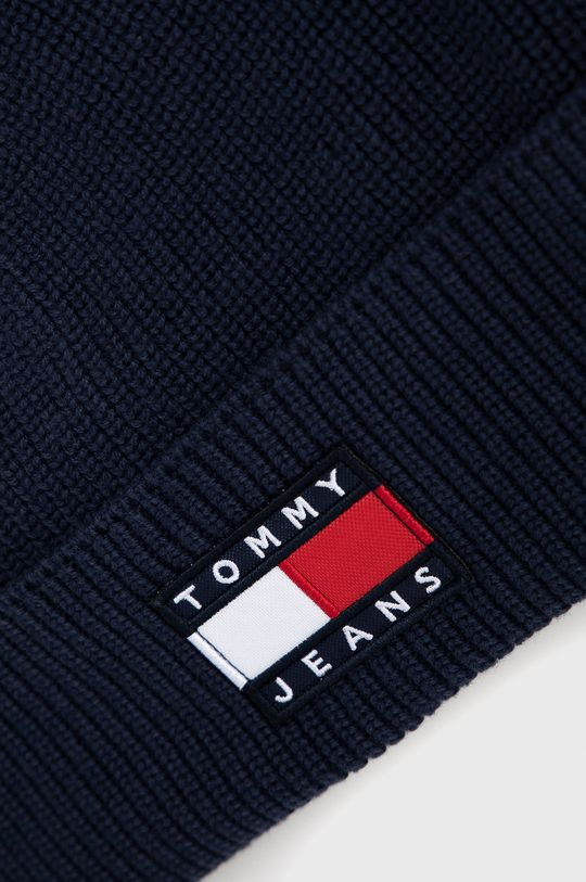 Tommy Jeans - Czapka 100 % Bawełna