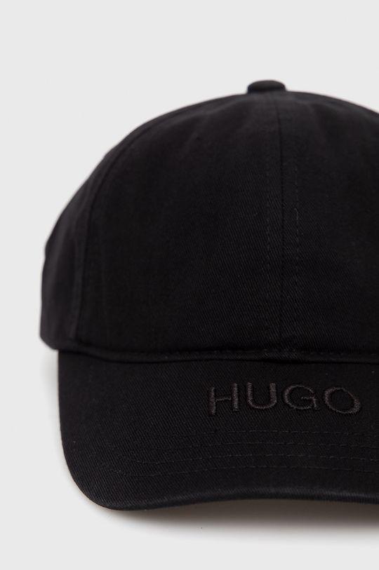 Hugo - Czapka czarny