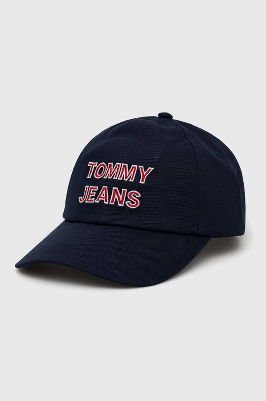 námořnická modř Tommy Jeans - Čepice Dámský