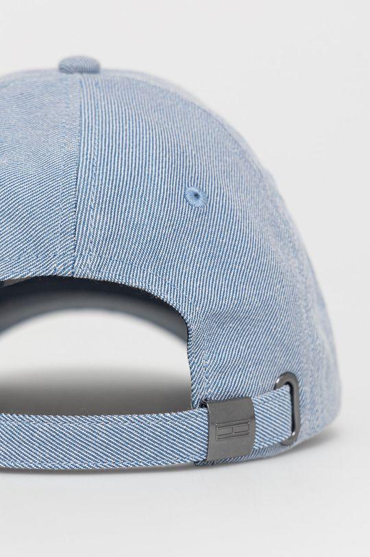 Tommy Jeans - Čepice světle modrá