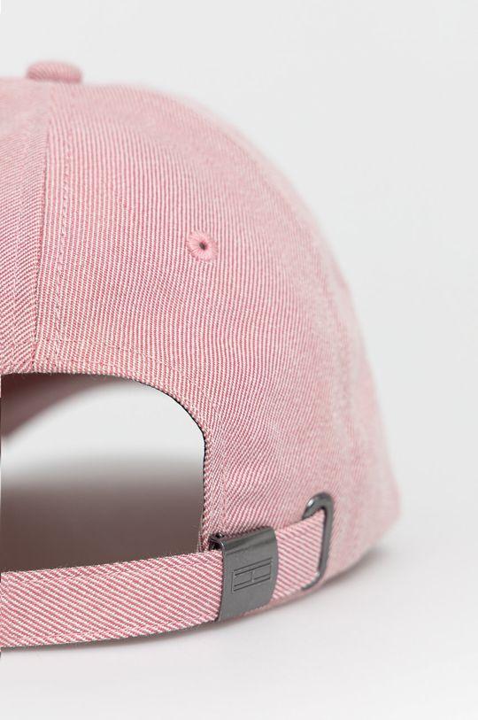 Tommy Jeans - Czapka różowy