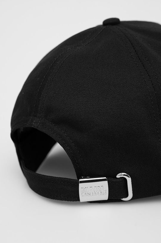 Karl Lagerfeld - Kšiltovka černá