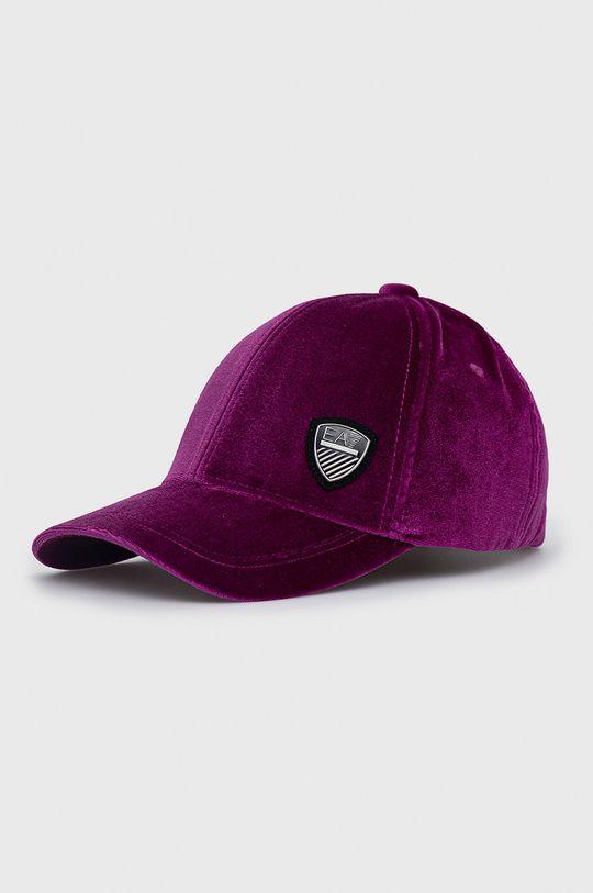 violet EA7 Emporio Armani – Sapca De femei