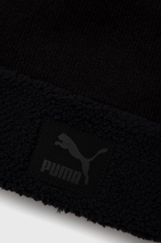Puma - Czapka Podszewka: 100 % Poliester, Materiał 1: 100 % Akryl, Materiał 2: 100 % Poliester