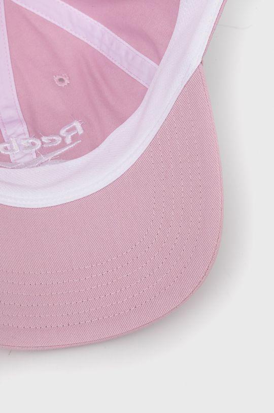 pastelowy różowy Reebok - Czapka