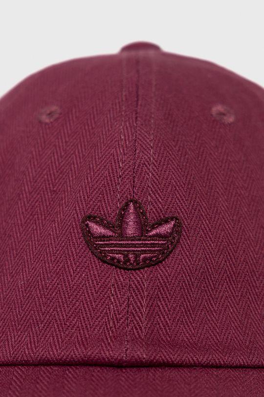 adidas Originals - Čepice tmavě fialová