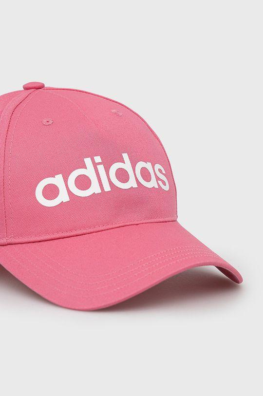 różowy adidas - Czapka Damski