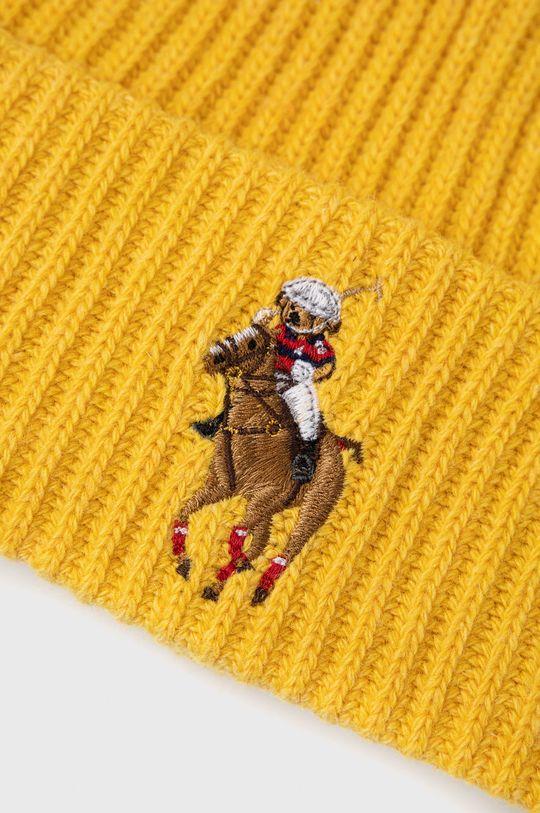 Polo Ralph Lauren - Čepice z vlněné směsi  50% Akryl, 30% Nylon, 20% Vlna