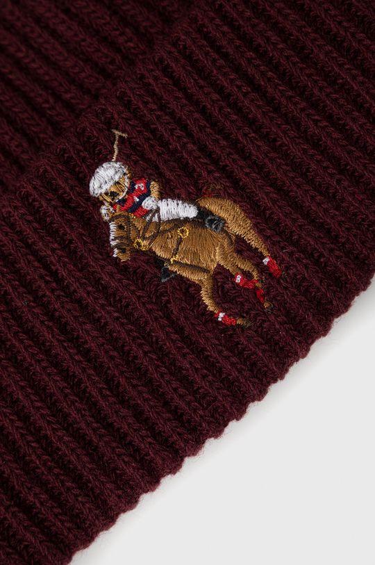 Polo Ralph Lauren - Čepice z vlněné směsi  Hlavní materiál: 50% Akryl, 30% Nylon, 20% Vlna