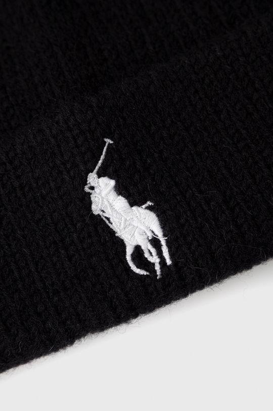 Polo Ralph Lauren - Čepice z vlněné směsi  19% Akryl, 35% Nylon, 46% Vlna
