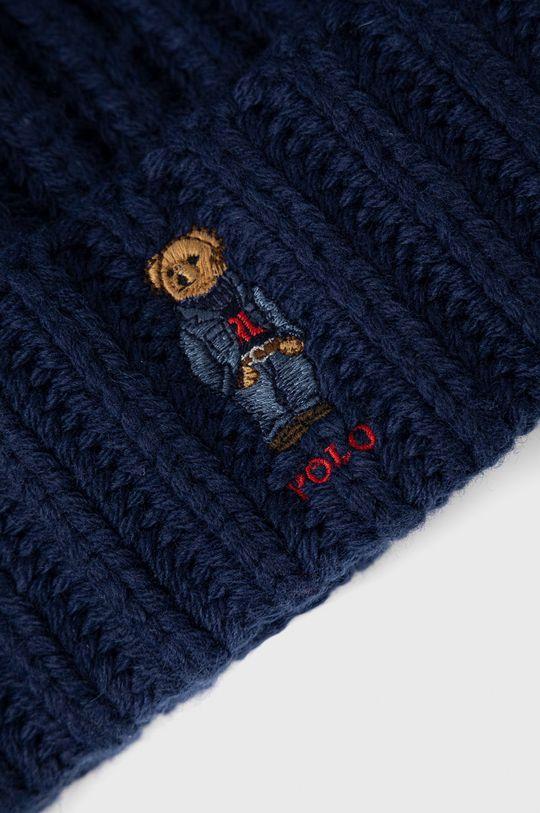 Polo Ralph Lauren - Čepice z vlněné směsi  25% Nylon, 10% Vlna, 65% Recyklovaný polyester