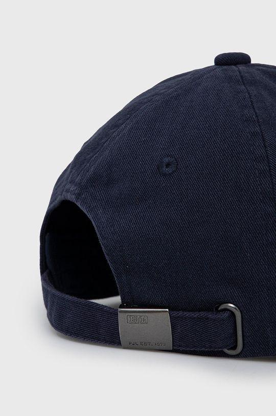 Pepe Jeans - Čepice Sunny  Vnitřek: 100% Polyester Podšívka: 100% Bavlna Hlavní materiál: 100% Bavlna