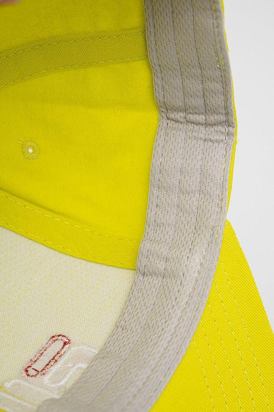 żółto - zielony Fila - Czapka