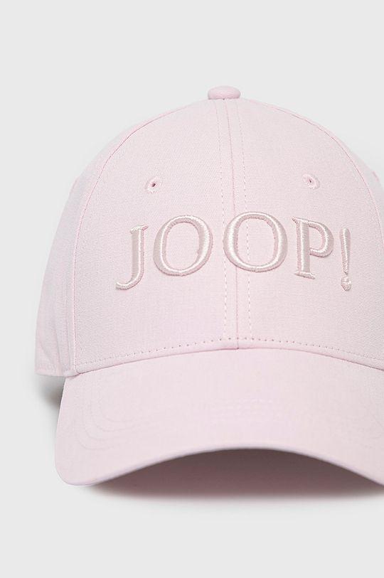 Joop! - Kšiltovka pastelově růžová