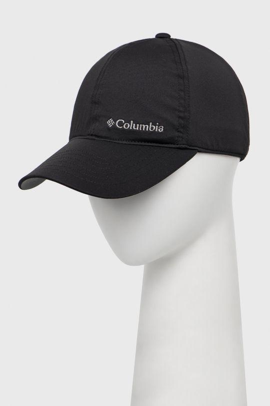 czarny Columbia - Czapka Damski