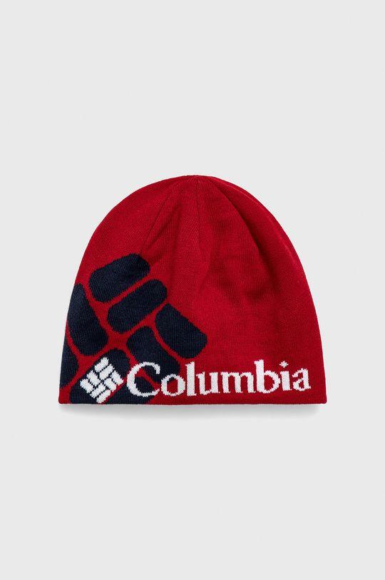 červená Columbia - Čepice Dámský