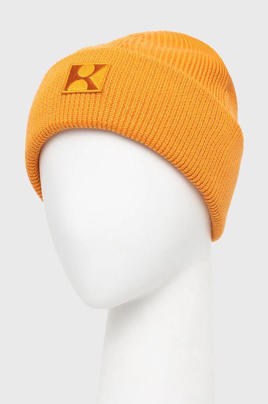 The Kooples - Czapka pomarańczowy