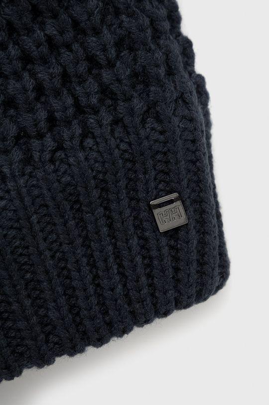 Helly Hansen - Čepice  Podšívka: 5% Elastan, 95% Polyester Hlavní materiál: 100% Akryl Provedení: 66% Akryl, 18% Modacryl, 16% Polyester