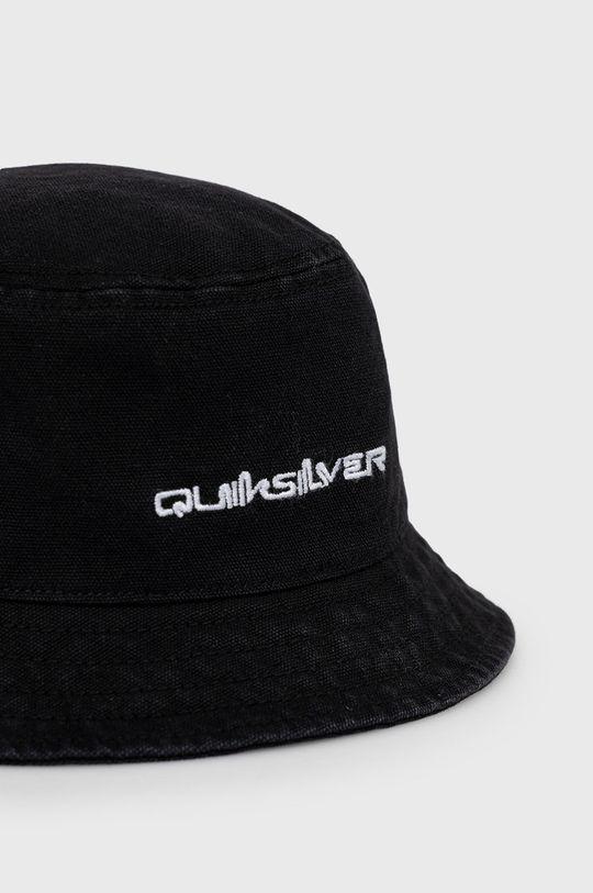 czarny Quiksilver - Kapelusz