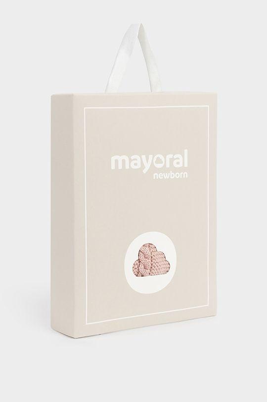 Mayoral Newborn - Komplet dziecięcy 47 % Bawełna, 45 % Modal, 5 % Poliester, 3 % Włókno metaliczne
