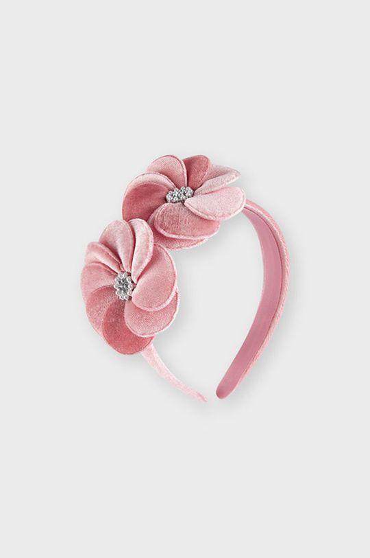 pastelowy różowy Mayoral - Opaska dziecięca Dziewczęcy
