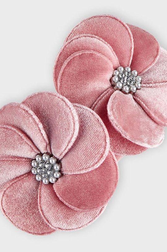 Mayoral - Opaska dziecięca pastelowy różowy