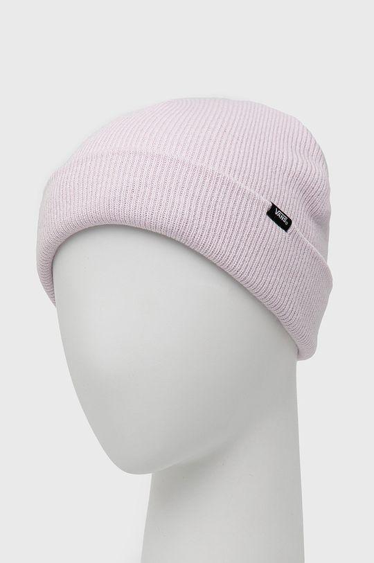 růžová Vans - Dětska čepice
