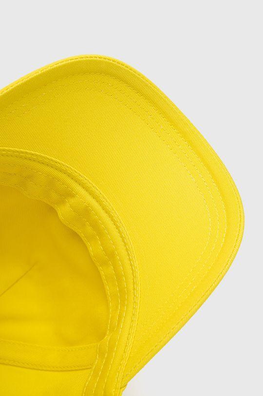 žlutá Calvin Klein Jeans - Dětska čepice