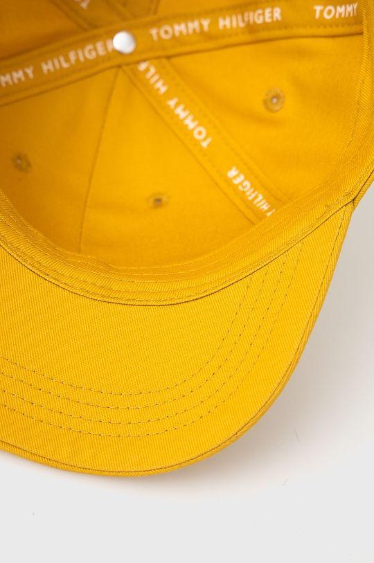 žltá Tommy Hilfiger - Čiapka