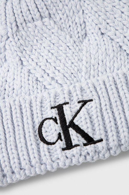Calvin Klein Jeans - Czapka dziecięca niebieski