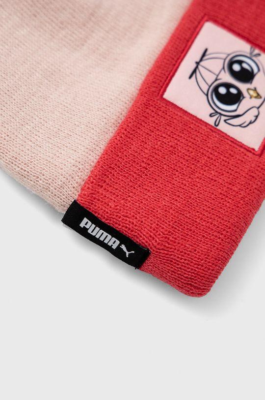 Puma - Czapka dziecięca różowy