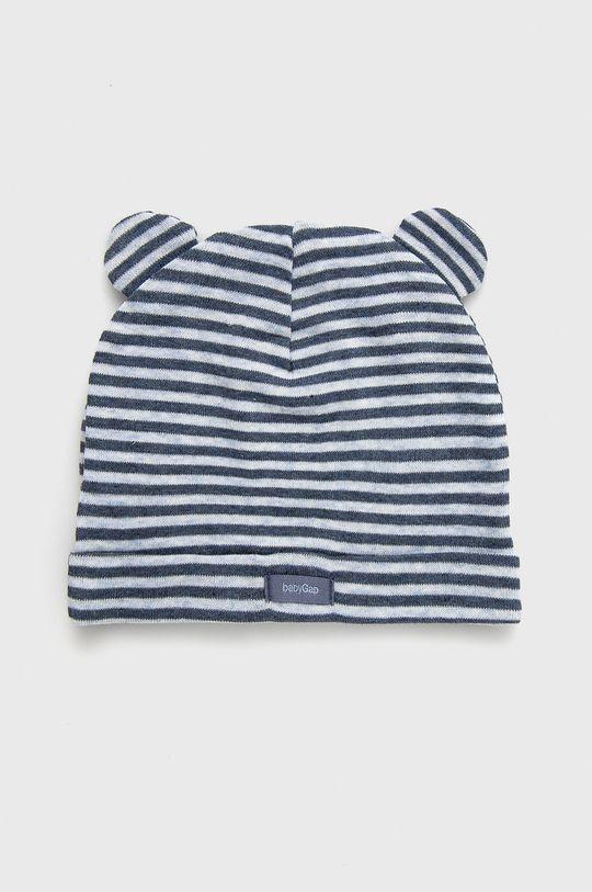 niebieski GAP - Czapka dziecięca (3-pack)