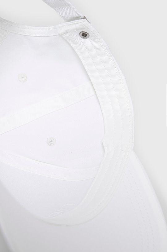 biały Calvin Klein - Czapka