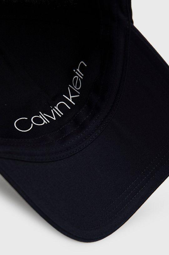 granatowy Calvin Klein - Czapka z daszkiem