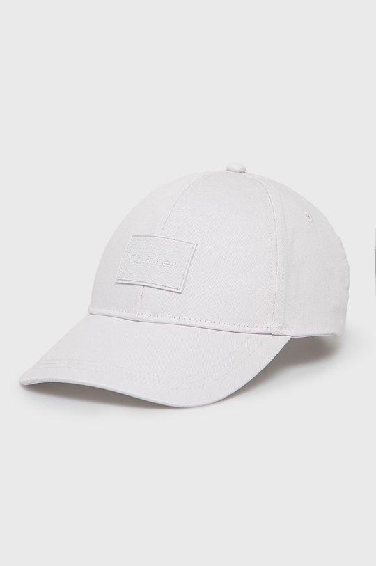 jasny szary Calvin Klein - Czapka z daszkiem Męski