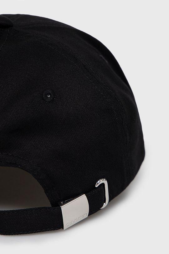 czarny Calvin Klein - Czapka z daszkiem