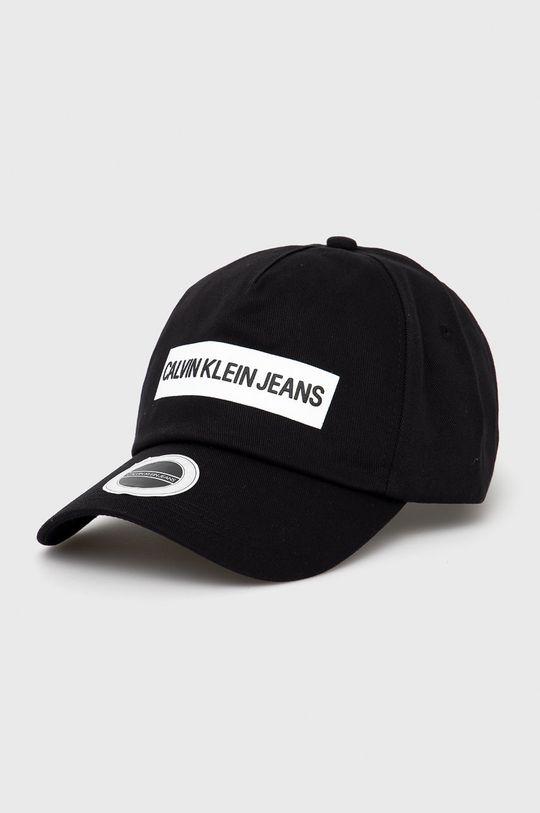 černá Calvin Klein Jeans - Čepice Pánský