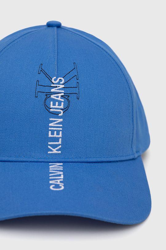 Calvin Klein Jeans - Czapka niebieski