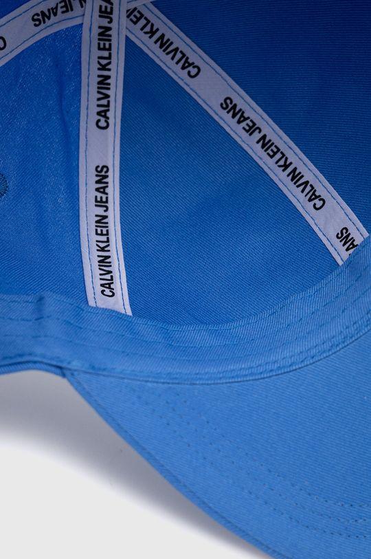 niebieski Calvin Klein Jeans - Czapka