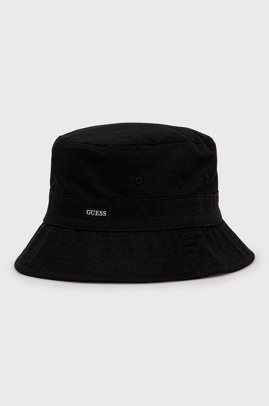 černá Guess - Klobouk Pánský