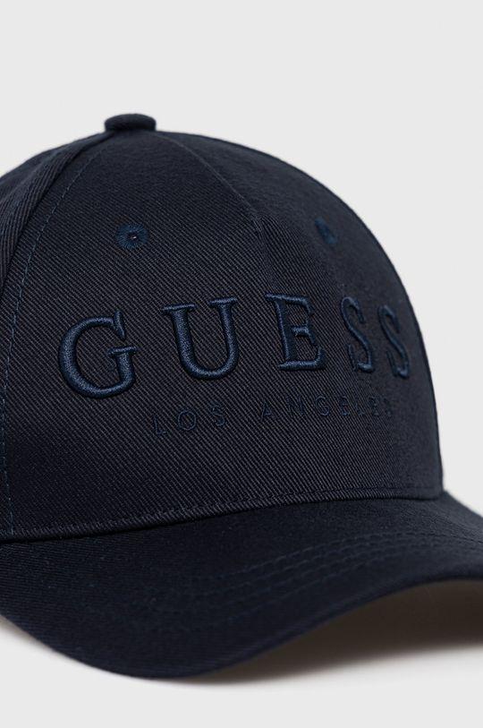 Guess - Czapka granatowy