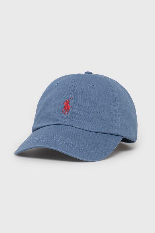 niebieski Polo Ralph Lauren - Czapka Męski