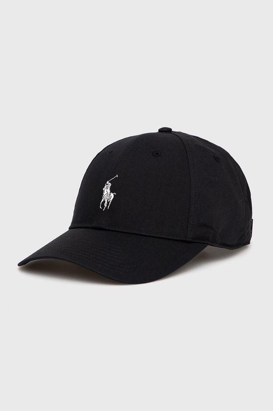 czarny Polo Ralph Lauren - Czapka Męski