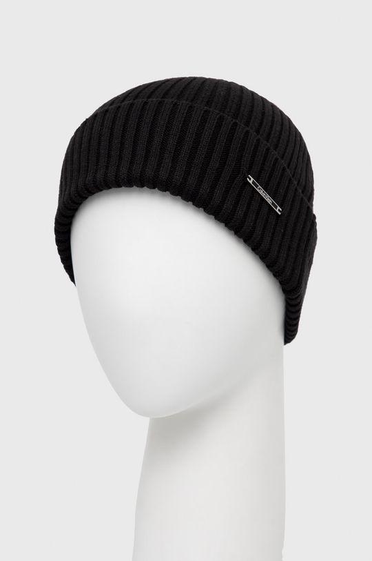Calvin Klein - Czapka 95 % Bawełna, 5 % Kaszmir