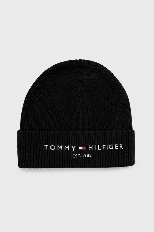 μαύρο Tommy Hilfiger - Σκούφος Ανδρικά