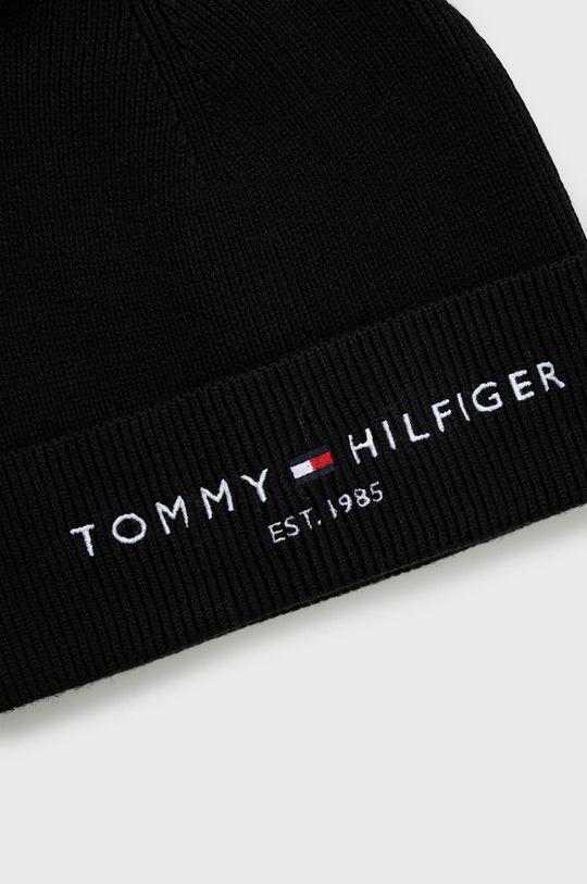 Tommy Hilfiger - Σκούφος  52% Βαμβάκι, 48% Μαλλί